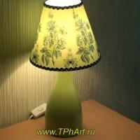 Мастер-класс по декорированию лампы