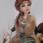 """Наконец, готова моя новая кукла """"Принцесса викингов"""""""